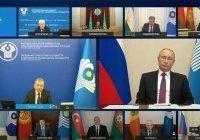 Путин: конфликт в Карабахе усилил угрозу терроризма