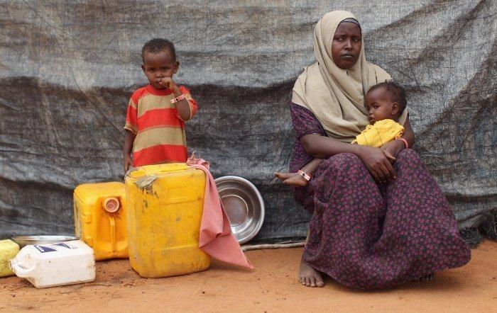 Эксперты обеспокоены глобальным голодом, угрожающим мусульманским странам.