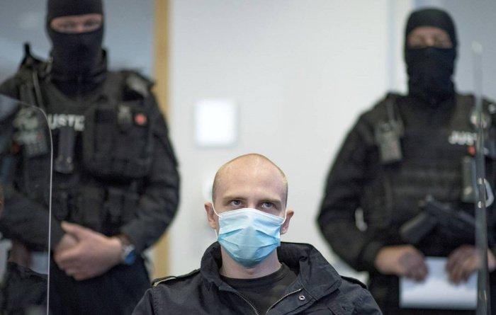 Террорист-антисемит проведет в тюрьме всю оставшуюся жизнь.