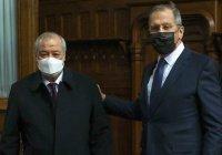 Главы МИД России и Узбекистана обсудили визит Миризеева в Москву