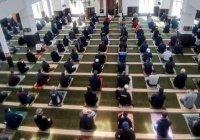 В мечетях Дагестана запретили коллективные богослужения