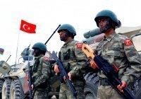Турция направила военных в Азербайджан