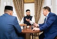 Татарстан и Казахстан обсуждают сотрудничество в исламском просвещении