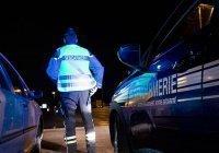 Во Франции мужчина застрелил трех полицейских и скрылся