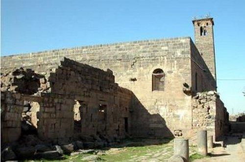 Джами мечеть Умара (Босра, Сирия)/ (Источник фото: archnet.org)