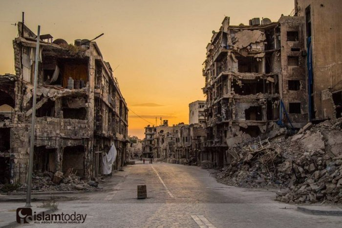 Разрушение Сирии. (Источник фото: yandex.ru)