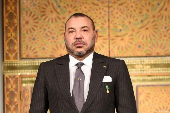 Король Марокко направил послание палестинскому лидеру.