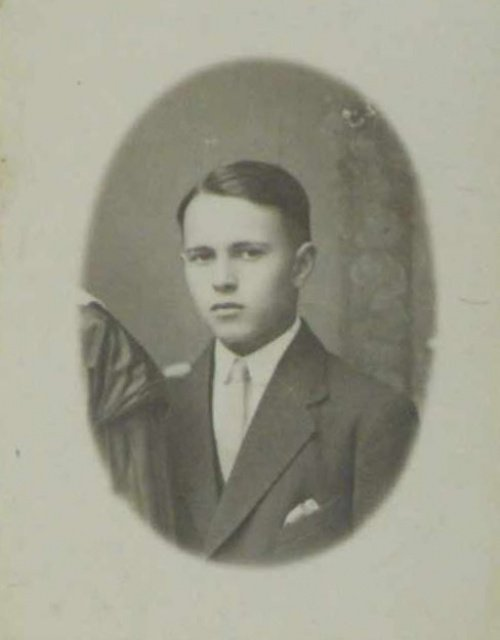 Хусейн Умяркаев. Фотография из заявления о получении вида на жительство