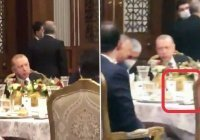 Жителей арабских стран возмутил алкоголь на столе Эрдогана
