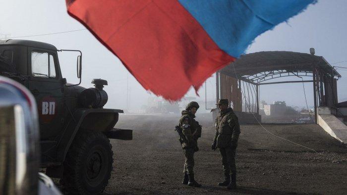 Российские миротворцы в Карабахе получат дополнительные выплаты