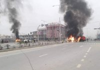 Сразу четыре взрыва прогремели в Кабуле