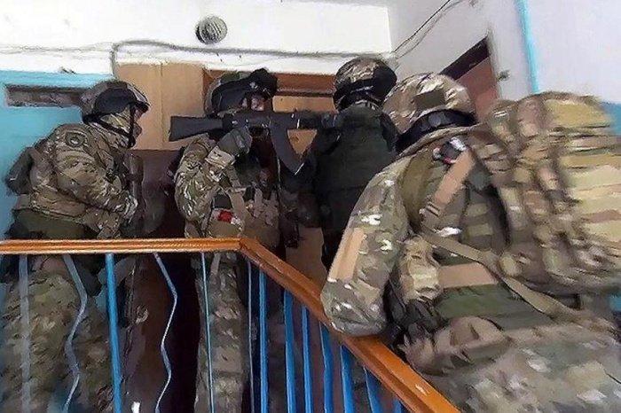 ФСБ пресекла подготовку теракта в Махачкале