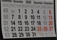 Все регионы России объявили 31 декабря выходным