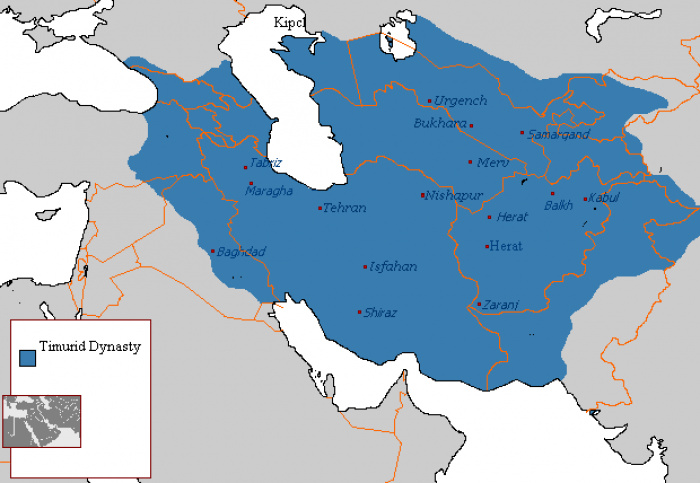 Последние исламские династии – что оставили после себя османы и тимуриды?