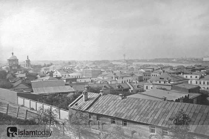 Суконная слобода, 1879 год