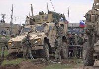 Трое российских военных получили ранения в Сирии