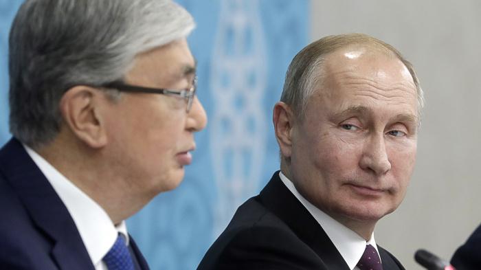 Лидеры России и Казахстана обсудили двустороннее сотрудничество.