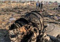 Иран объявил о завершении расследования крушения украинского Boeing