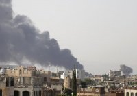 Взрыв прогремел в аэропорту Адена в момент прибытия самолета с правительством
