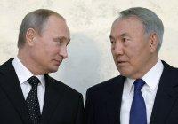 Путин и Назарбаев обсудили стратегическое партнерство России и Казахстана