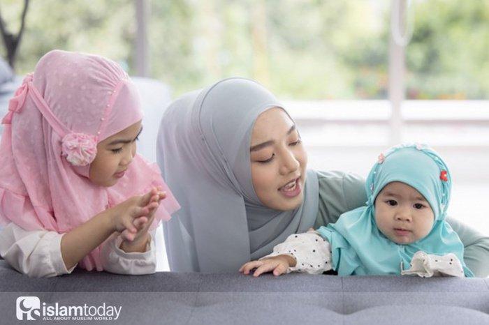 Быть мусульманкой – быть благословенной Всевышним. (Источник фото: freepik.com)