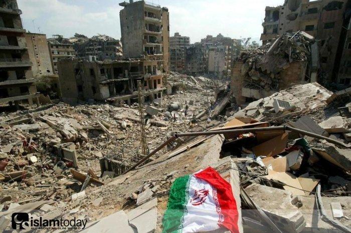 Ближний Восток в 2020 году. (Источник фото: yandex.ru)