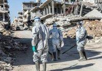 США призвали Россию заставить Дамаск «сознаться в применении химоружия»
