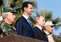 Путин рассказал, чем руководствуется при принятии решений по Сирии