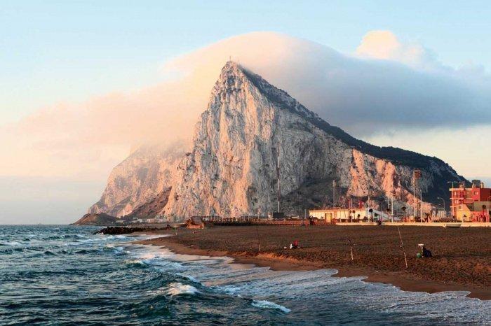 Гора Тарика (Гибралтарская скала)
