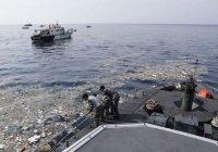 В Индонезии разбился самолет с 65 пассажирами на борту
