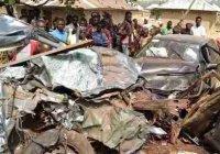 20 человек погибли при крупном ДТП в Нигерии