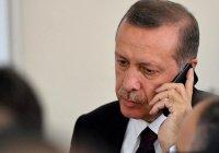 Эрдоган отказался от мессенджера WhatsApp