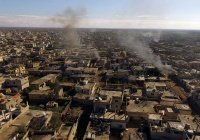 Группа детей подорвалась на мине в Сирии