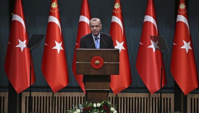 Президент Турции призвал жителей страны бережнее относиться к потреблению воды.