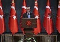 Эрдоган призвал жителей Турции экономить воду