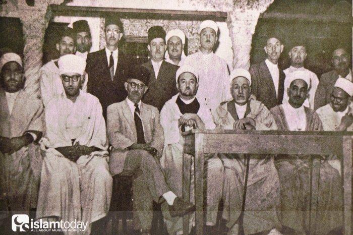 Руководство Ассоциации мусульманских улемов-реформаторов