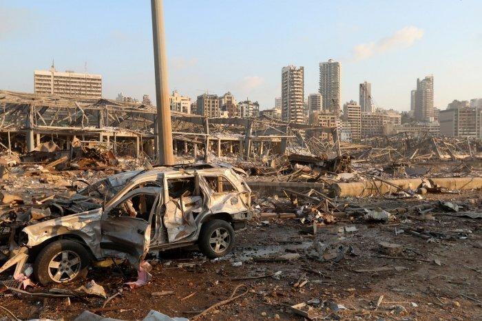 Россияне стали фигурантами дела о взрыве в бейрутском порту.