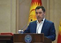 Жапаров высказался о статусе русского языка в Киргизии