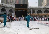 Саудовское министерство Хаджа призвало паломников вакцинироваться от COVID-19