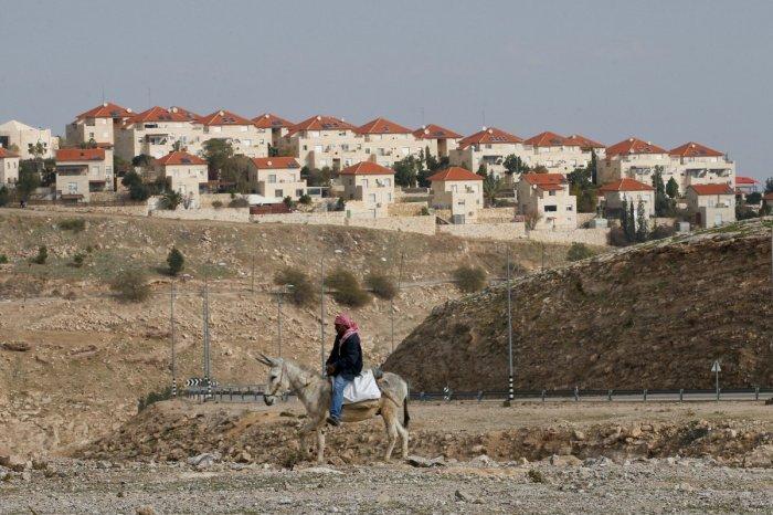 Власти Израиля планируют новое строительство на палестинских территориях.