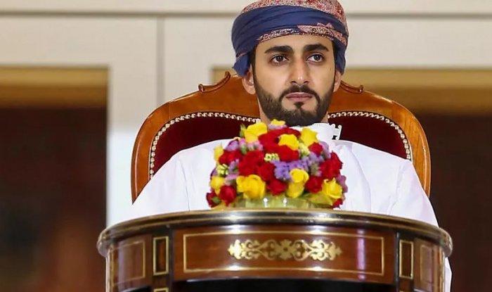 Ди Язан бен Хейсам - первый наследный принц в истории Омана.
