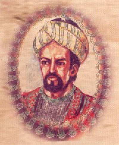 Арабский поэт Аль-Мутанабби