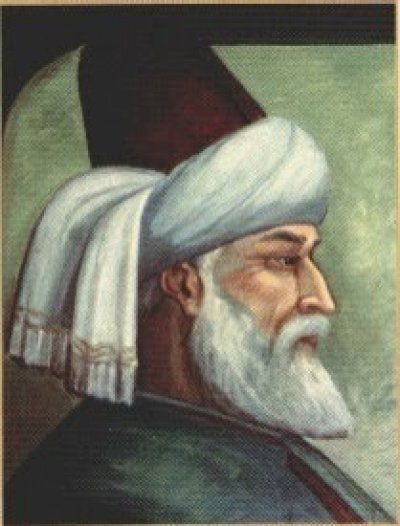 Джалал-а-дин Руми (Источник фото: google.com)