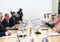 Лавров приветствовал итоги саммита стран Персидского залива