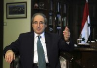 Евросоюз запретил въезд главе МИД Сирии