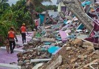 Около 100 человек погибли в результате землетрясения и наводнений в Индонезии