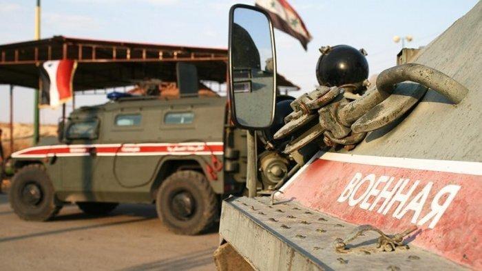 Дополнительные подразделения российской военной полиции прибыли в Сирию.