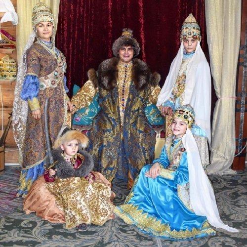 История костюма любого народа есть история самого народа (Источник фото: instagram.com)