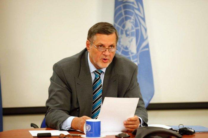 Ян Кубиш назначен новым спецпосланником ООН по Ливии.