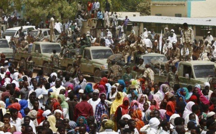 В межэтнические столкновения вылилась бытовая ссора в Судане.